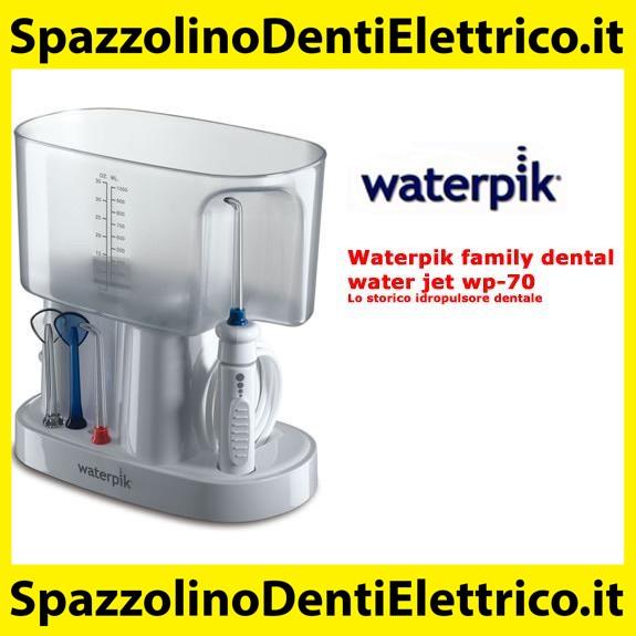 Le ultime offerte online di idropulsore dentale waterpick